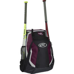 Players Team Backpack Maroon