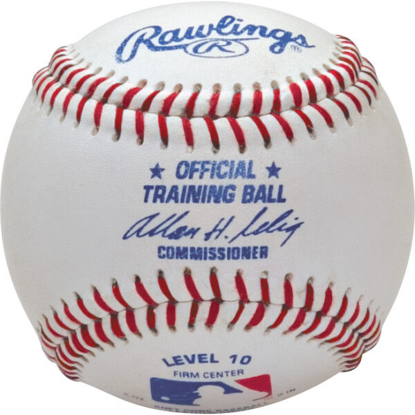MLB Training Baseballs