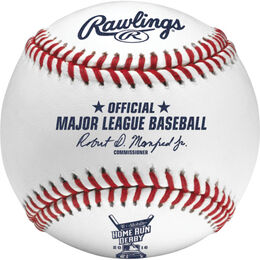 MLB 2016 Home Run Derby Baseballs