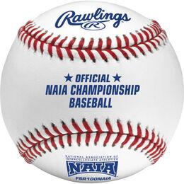 NAIA Flat Seam Baseballs
