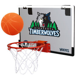 NBA Minnesota Timberwolves Hoop Set