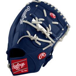 Blue/White Custom Glove