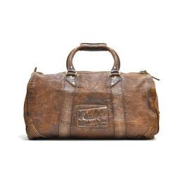 Origins Brown Duffle Bag