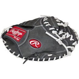 Heritage Pro 33 in Catcher Mitt