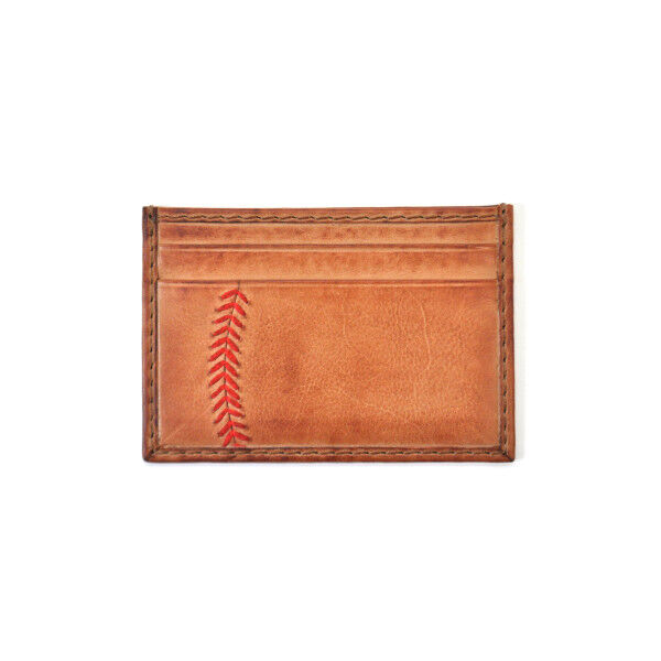 Baseball Stitch Card Case