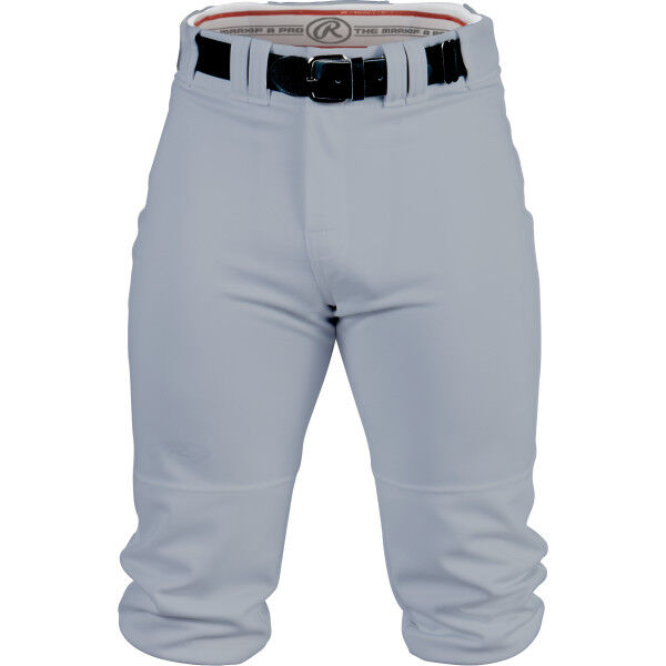 Youth Premium Knee High Pant Blue Gray