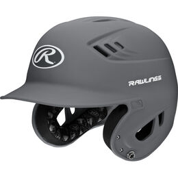 Velo Junior Batting Helmet Graphite