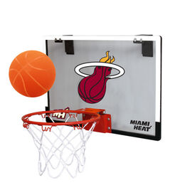NBA Miami Heat Hoop Set
