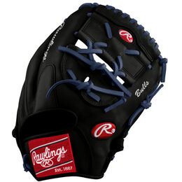 Blue/White Custom Glove