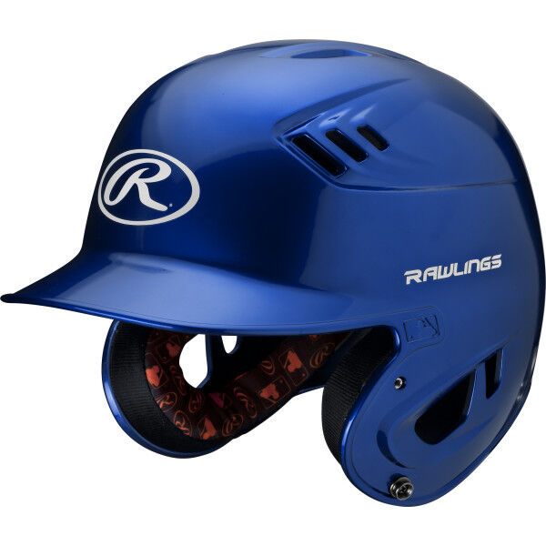 Velo Junior Batting Helmet Royal