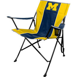 NCAA Michigan Wolverines Chair