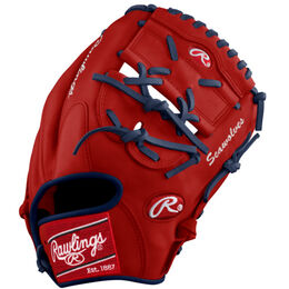 Red Custom Glove