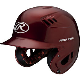 Velo Junior Batting Helmet Cardinal