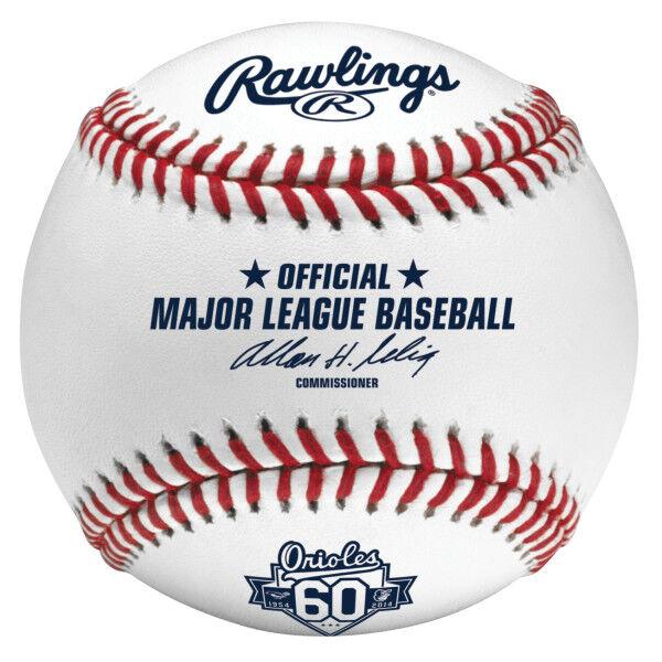 MLB 2014 Baltimore Orioles Anniversary Baseball