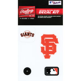 MLB San Francisco Giants Decal Kit