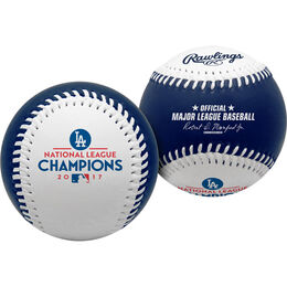 2017 Los Angeles Dodgers National League Champions Replica Baseball