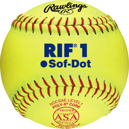 ASA RIF Official Softballs