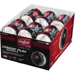 24 Pack USSSA 14U League Play Baseballs