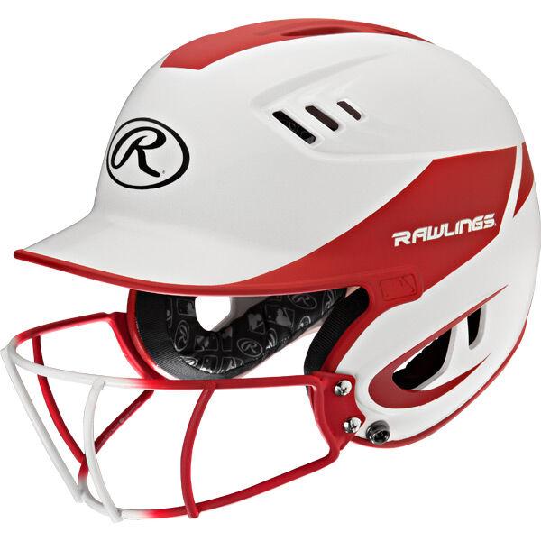 Velo Senior Batting Helmet Scarlet