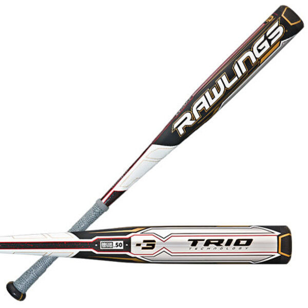 Trio College/High School Bat