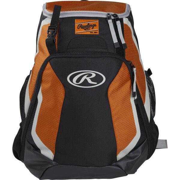 Players Team Backpack Orange