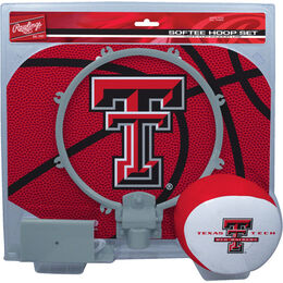 NCAA Texas Tech Red Raiders Hoop Set