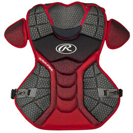 Velo Adult Chest Protector Black/Graphite