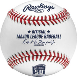 MLB 2015 Houston Astros Anniversary Baseball