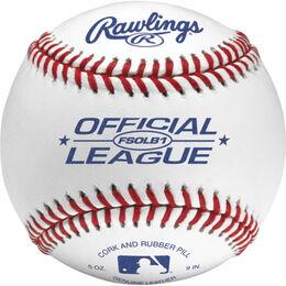 Flat Seam Baseballs