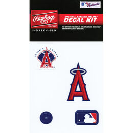 MLB Los Angeles Angels Decal Kit