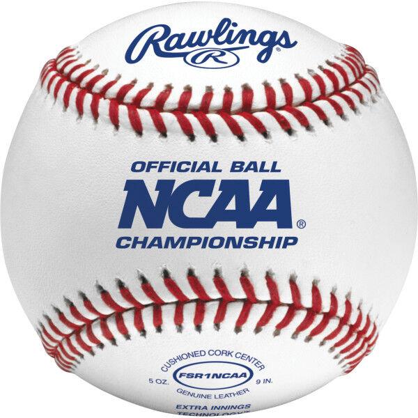 NCAA Flat Seam Baseballs