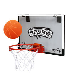 NBA San Antonio Spurs Hoop Set