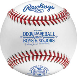 Dixie Baseball Official Baseballs