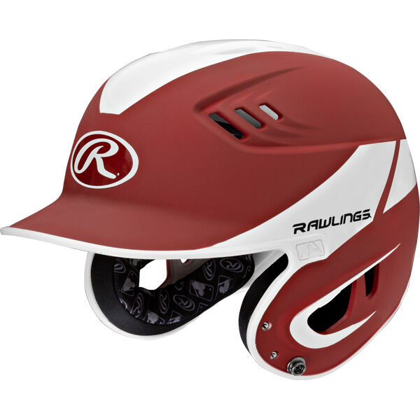 Velo Senior Batting Helmet Cardinal