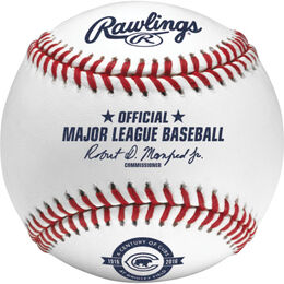 MLB 2015 Chicago Cubs 100 Years at Wrigley Field Baseballs