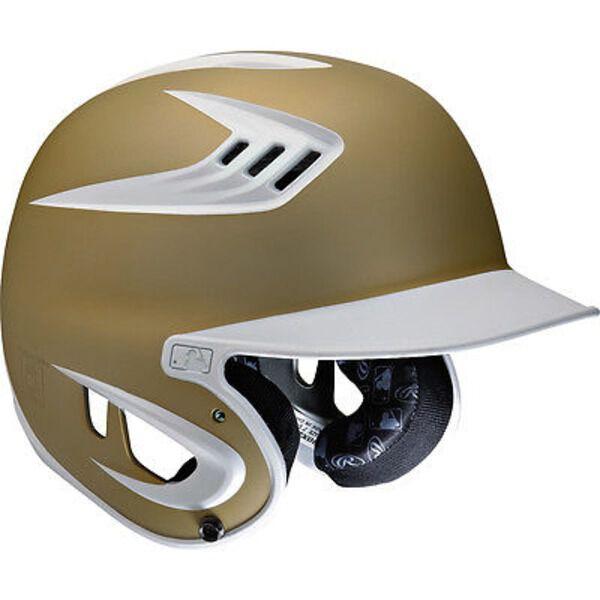 RPR Junior Batting Helmet Vegas Gold