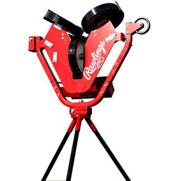 Spin Ball Pro 3 Wheel Baseball Pitching Machine