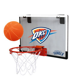 NBA Oklahoma Thunder Hoop Set
