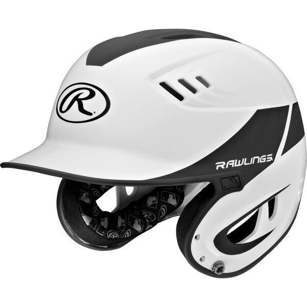 Velo Junior Batting Helmet Black