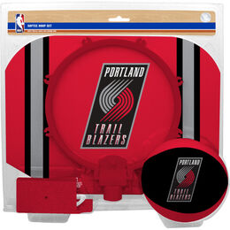NBA Portland Trail Blazers Hoop Set