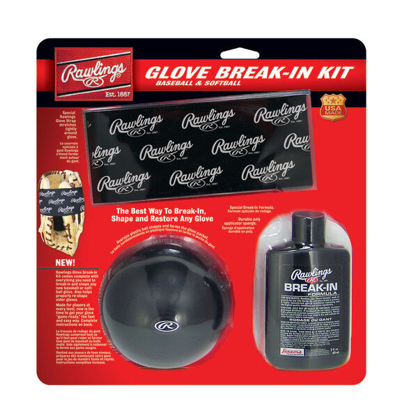 Glove Break-In Kit