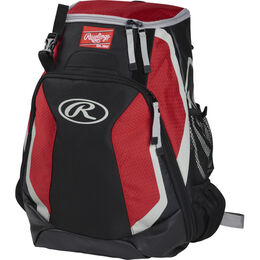 Players Team Backpack Scarlet