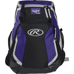 Players Team Backpack Purple