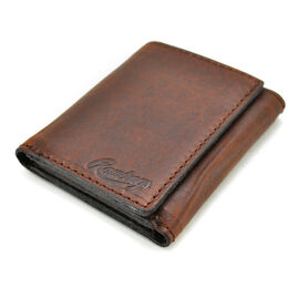 American Handcrafted Tri-Fold Wallet