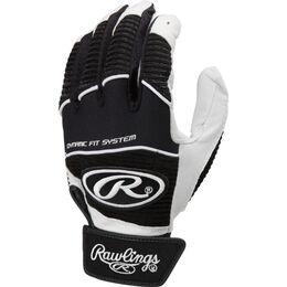 Adult Workhorse 950 Batting Gloves Black