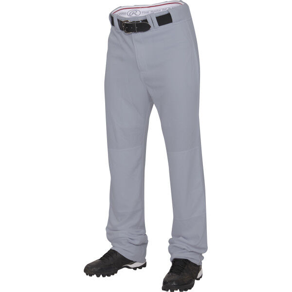 Adult Premium Straight Pant Blue Gray