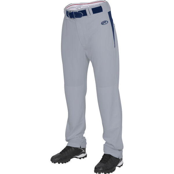 Youth Semi-Relaxed Pant Blue Gray/Navy