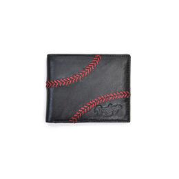 Baseball Stitch Bi-Fold Wallet