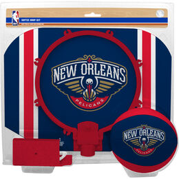 NBA New Orleans Pelicans Hoop Set