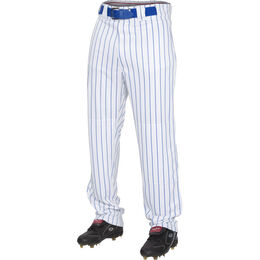 Youth Semi-Relaxed Pinstripe Baseball Pant